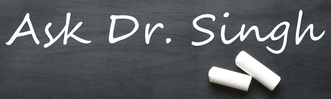 Ask Dr. Singh – UPS and Passwords