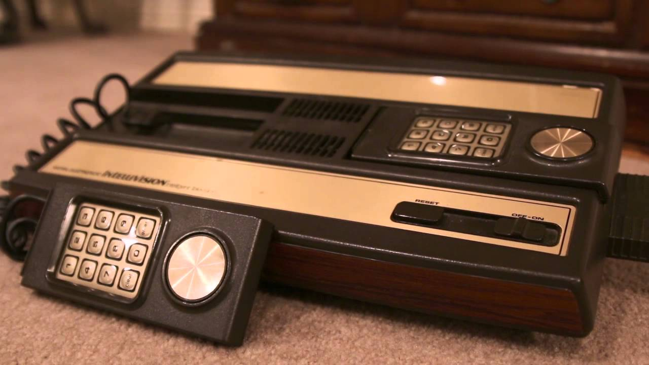 Jake's Blog: Intellivision and the Blue Sky Rangers