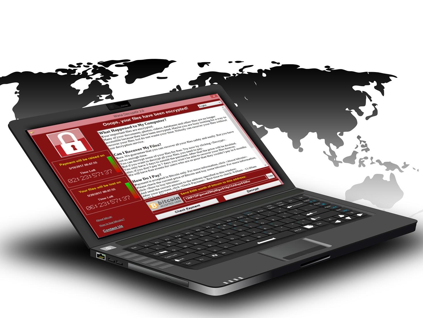 AxiGuard Stops Ransomware Virus